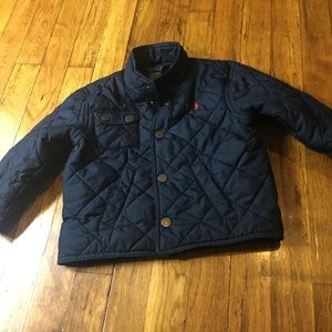 Boys Polo Ralph Lauren Quilted Jacket